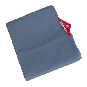 QSack Sitzsack Bezug Grau