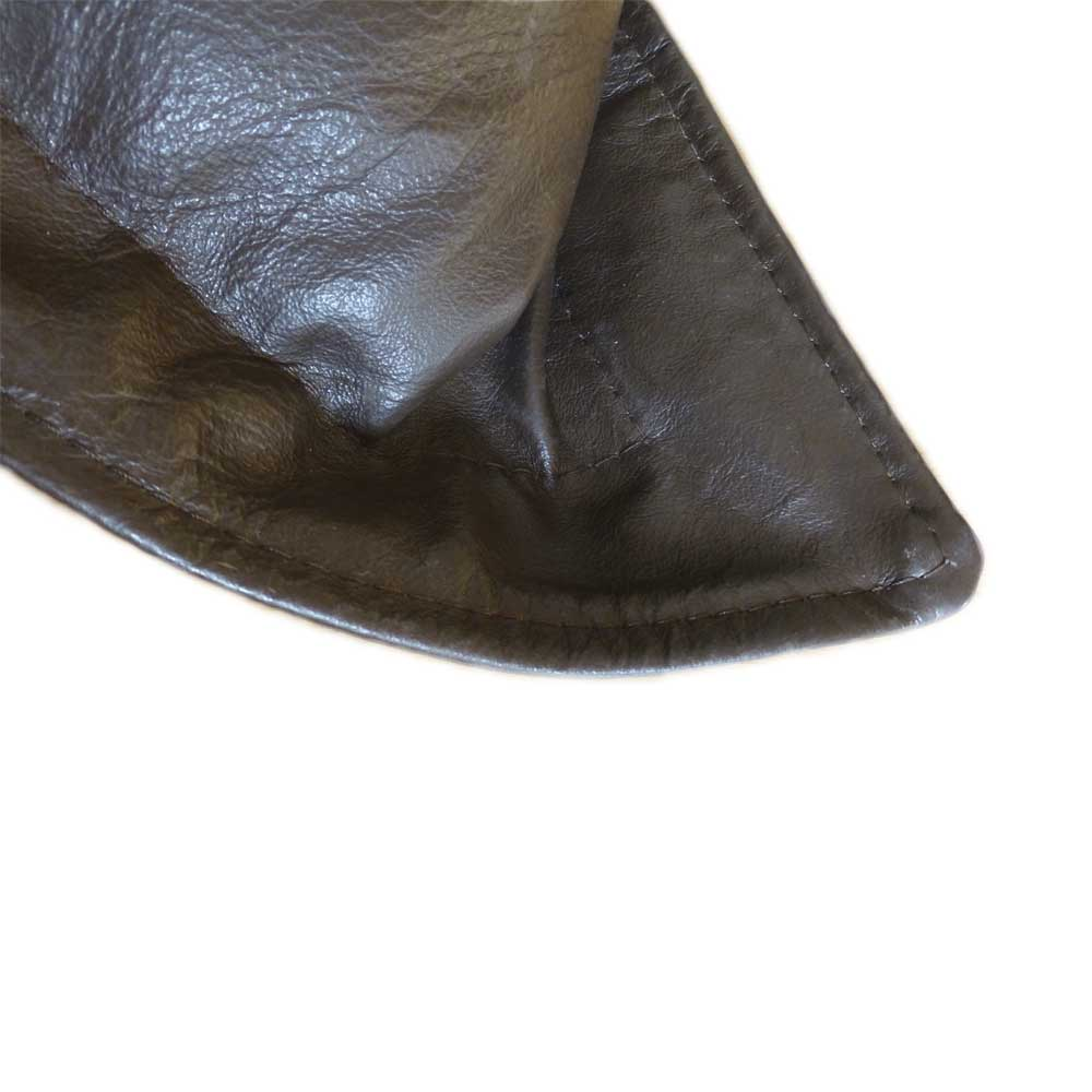 Sitzsack Aus Leder sitzsack leder in diversen farben bei qsackqsack sitzsack wohndesign