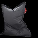 QSack Kinder Sitzsack grau