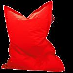 QSack Kinder Sitzsack rot