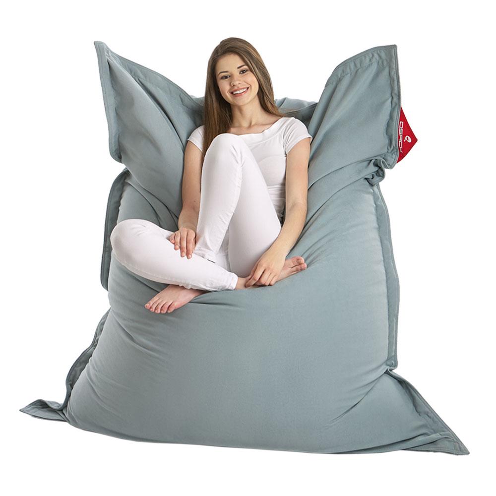 qsack sitzsack indy von qsack ist ein sitzsack f r drinnen qsack sitzsack wohndesign. Black Bedroom Furniture Sets. Home Design Ideas