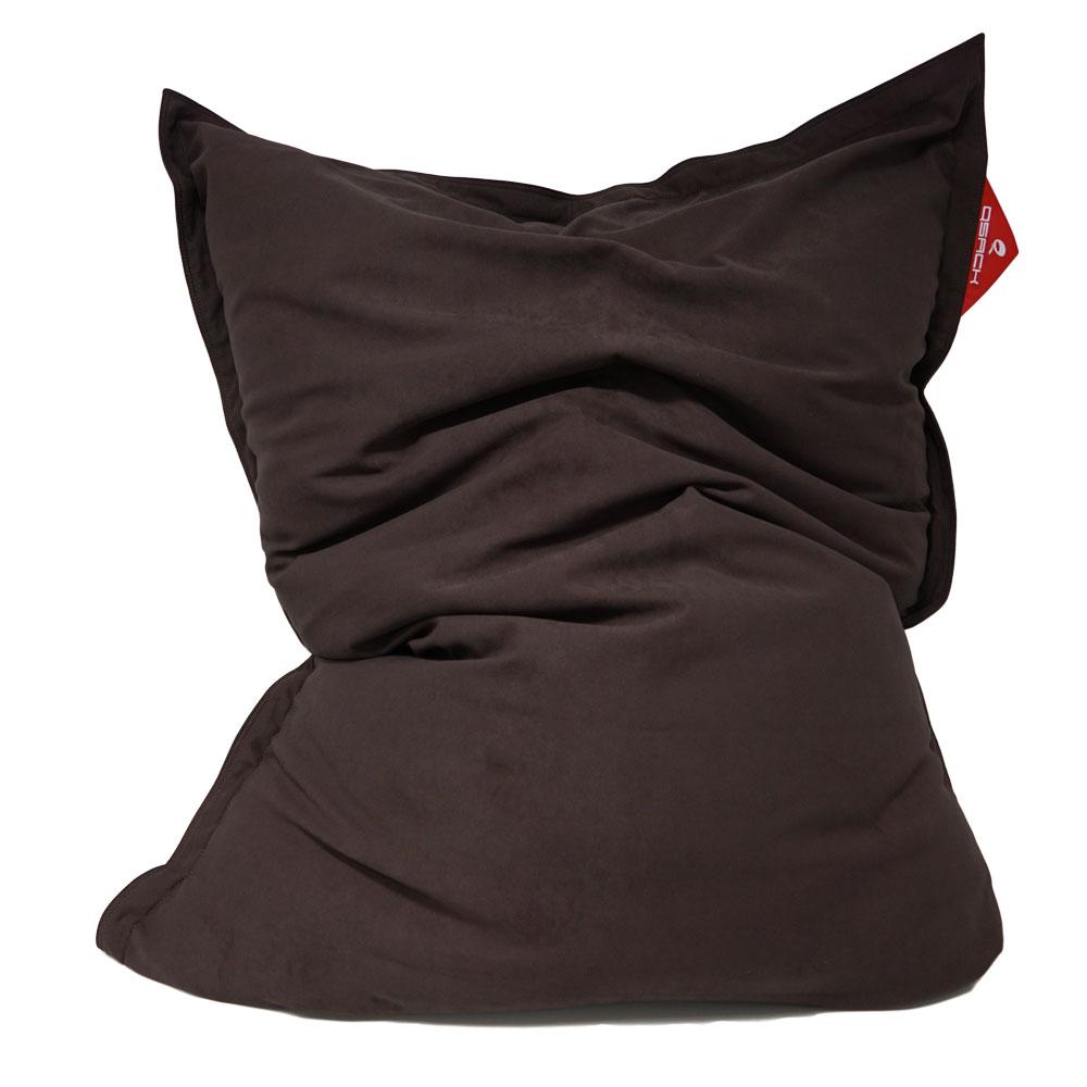QSack Indoor Sitzsack dunkelbraun