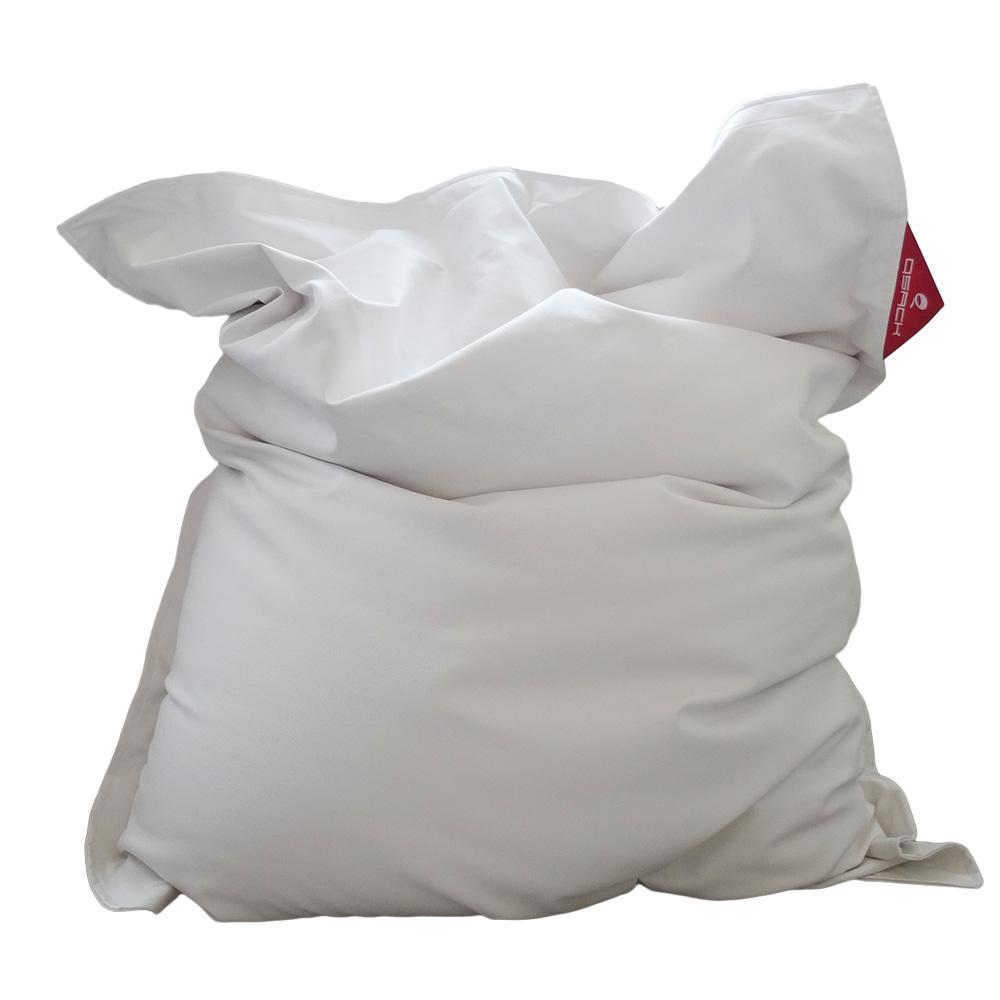 qsack kultsack sitzsack mit sitzsack kunstleder bezug qsack sitzsack wohndesign. Black Bedroom Furniture Sets. Home Design Ideas
