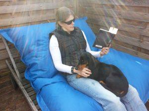 Stadtlesen QSack Outdoor Sitzsack Gewinnerin
