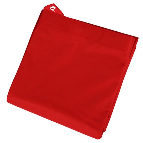 QSack Outdoorer Kindersitzsack Bezug rot