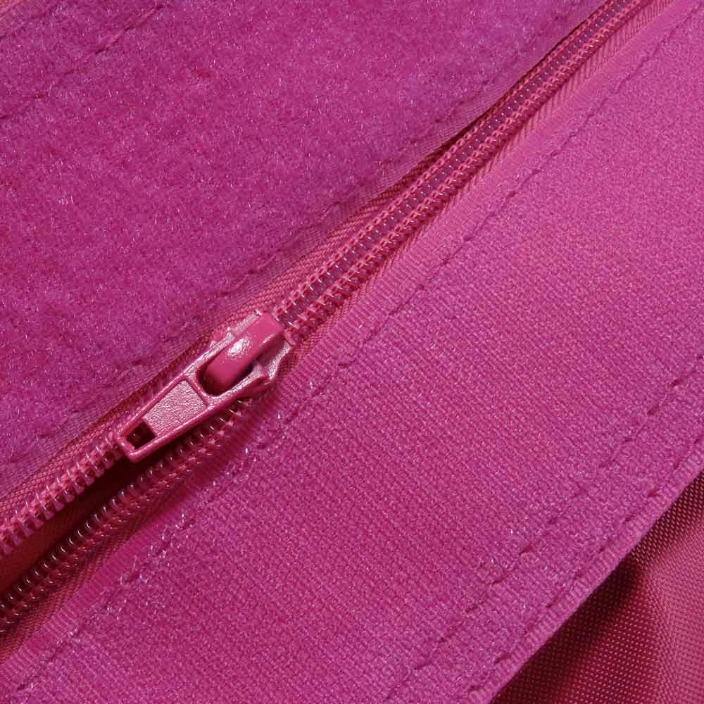 QSack pinker Kindersitzsack Bezug