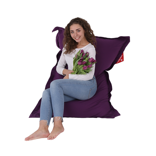 QSack Traum Kinder Sitzsack Baumwolle